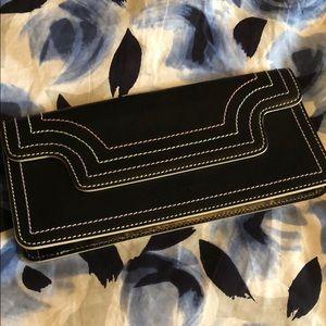 Handbags - Louis Quatorze leather clutch